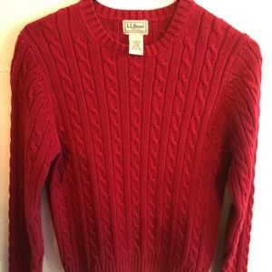L.L Bean Sweater for Women